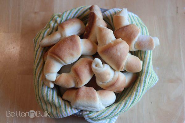 crescent rolls recipe