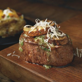 Outback Steakhouse Filet Portabella 2015