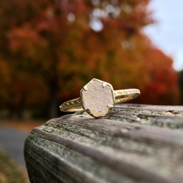 Ring from Rocksbox