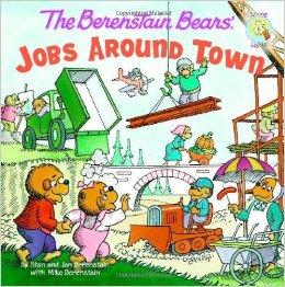 Berenstain Bears: Jobs around town