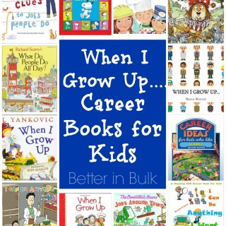 Career books for kids