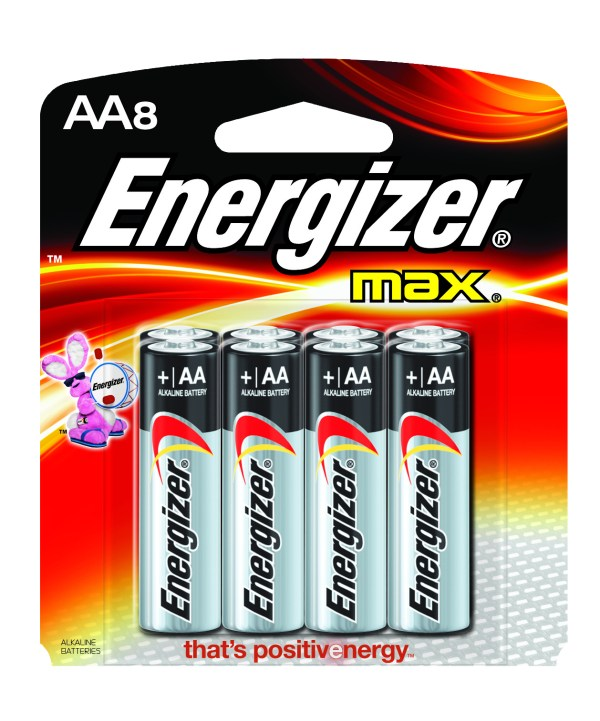 Energizer and Scholastic instant win game
