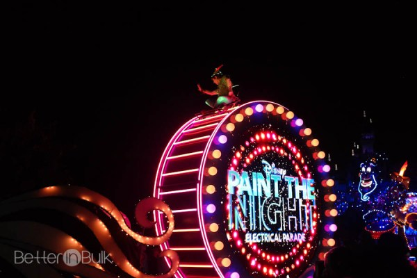 Disneyland's Paint the Night Parade