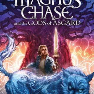 Rick Riordan's Magnus Chase and the Gods of Asgard - Cover