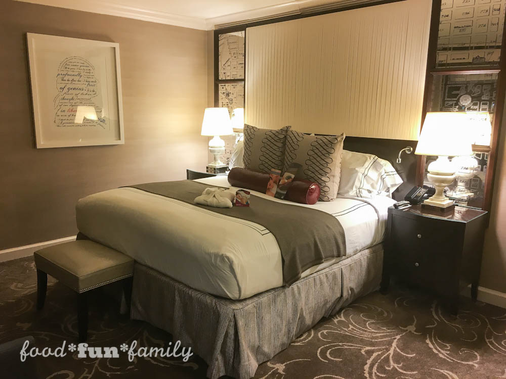 Hamilton Crowne Plaza Washington DC Hotel at Food Fun Familyy