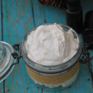 Frankincense & Orange Whipped Body Butter