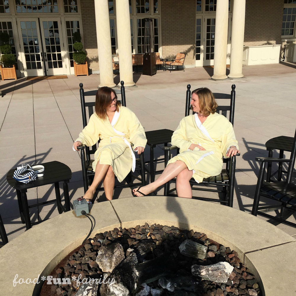 The Chocolate Spa - The Spa at Hotel Hershey