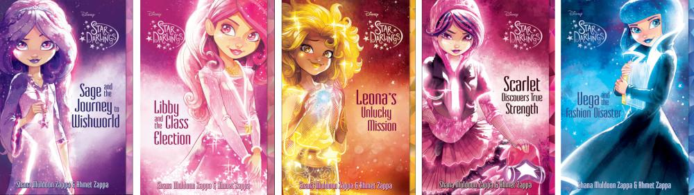Star Darling book series