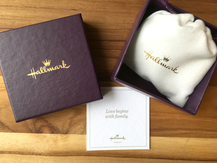 Hallmark jewelry for Mother's Day