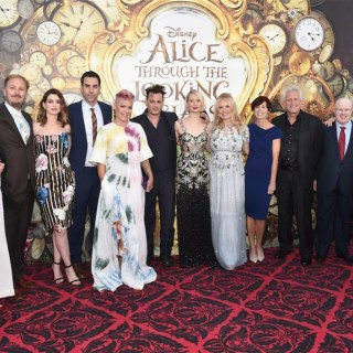 Alice Through the Looking Glass Red Carpet