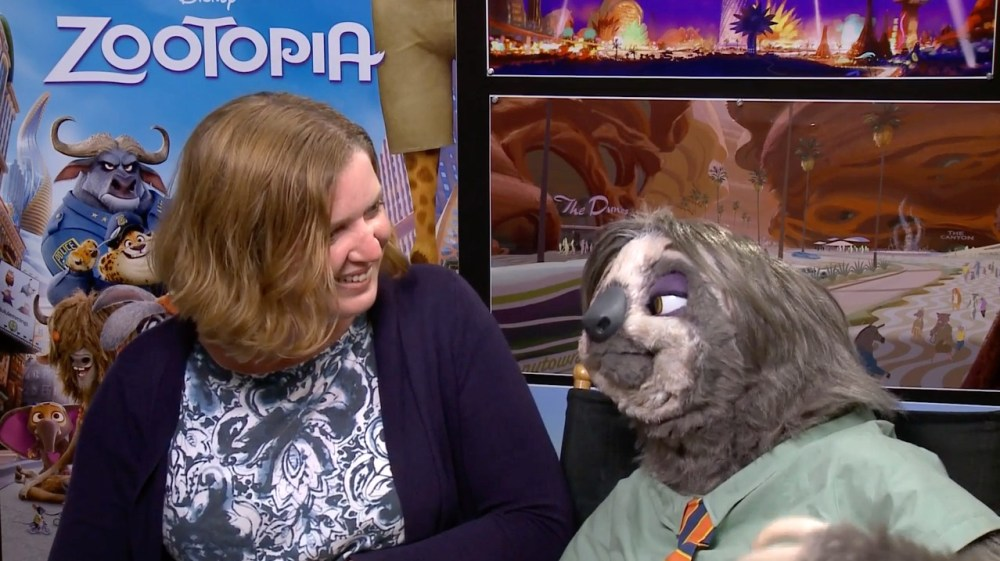 Flash from Zootopia Has Advice For New Drivers #ZootopiaBluray - PLUS an Exclusive Interview with voice actor Raymond Persi