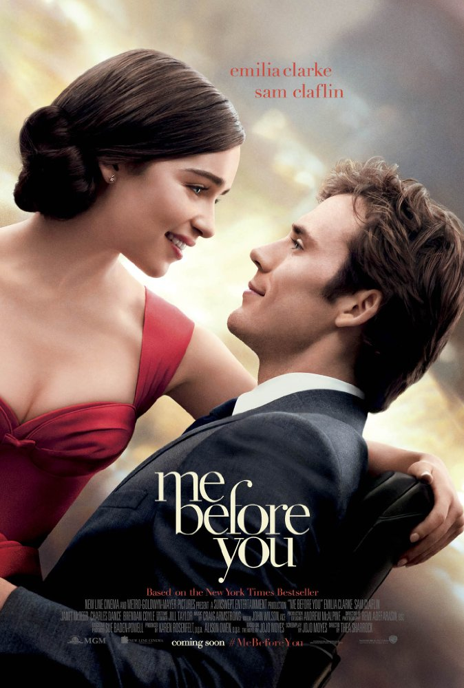 10 Things You Should Know Before You See Me Before You in Theaters - a spoiler-free movie review