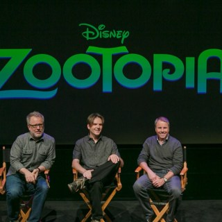 Making Zootopia - Interview with Directors Byron Howard and Rich Moore plus Producer Clark Spencer