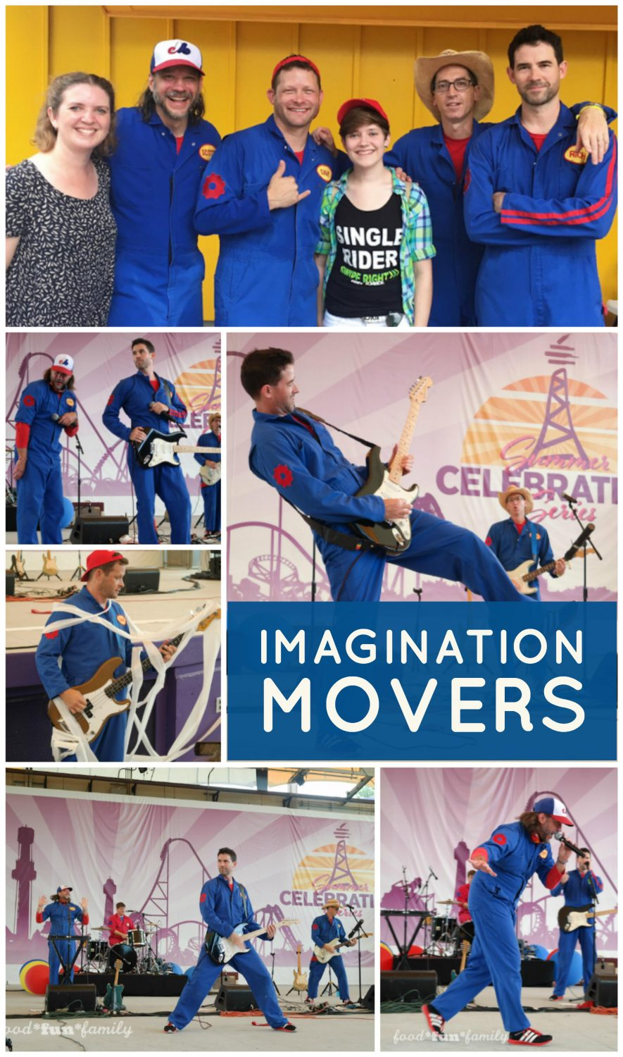 Kings Dominion KidsFest - Imagination Movers