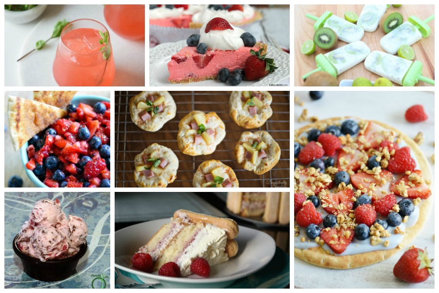 Delicious Dishes Recipe Party #28 - featuring host favorite recipes using fruit and most clicked recipes. Hundreds of delicious recipes that are perfect for the summer months!