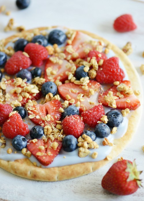 Fruit-Yogurt-Breakfast-Pizza-with-Granola