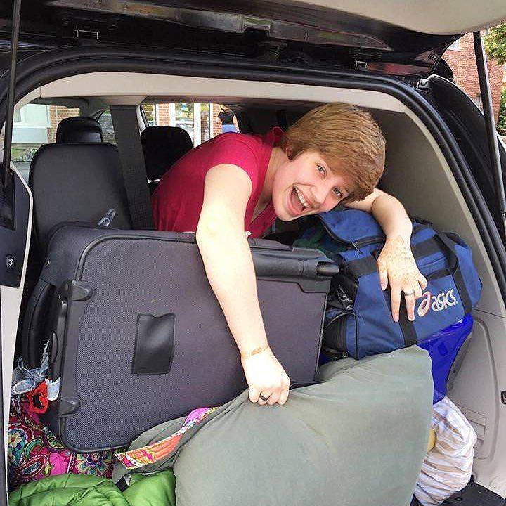 Road trip packing tips for families