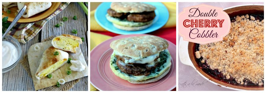 Delicious Dishes Recipe Party #33 - most clicked