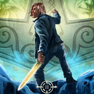 Magnus Chase: The Hammer of Thor by Rick Riordan #HammerofThor