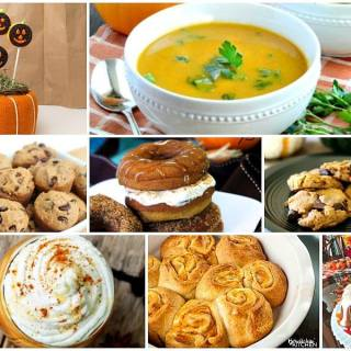 Delicious Dishes Recipe Party #42 – Perfectly Pumpkin Recipes