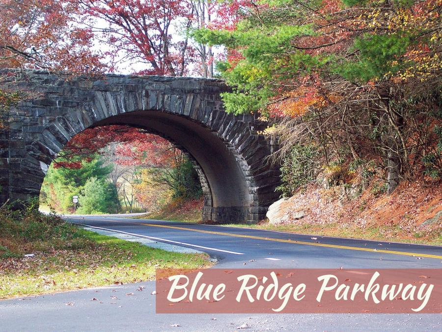 5 Fun Family Road Trips for Fall Foliage - Blue Ridge Parkway