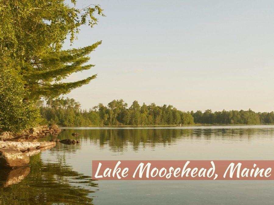 5 Fun Family Road Trips for Fall Foliage -  Lake Moosehead, Maine