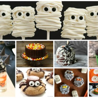 Delicious Dishes Recipe Party #40 - Halloween treats