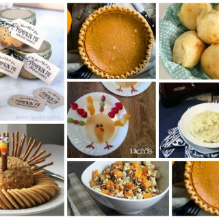 Delicious Thanksgiving Recipes | Delicious Dishes Recipe Party #44