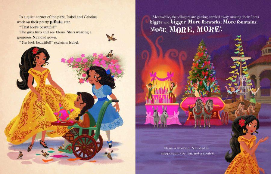 Elena of Avalor Feliz Navidad: A Royal Christmas Giveaway