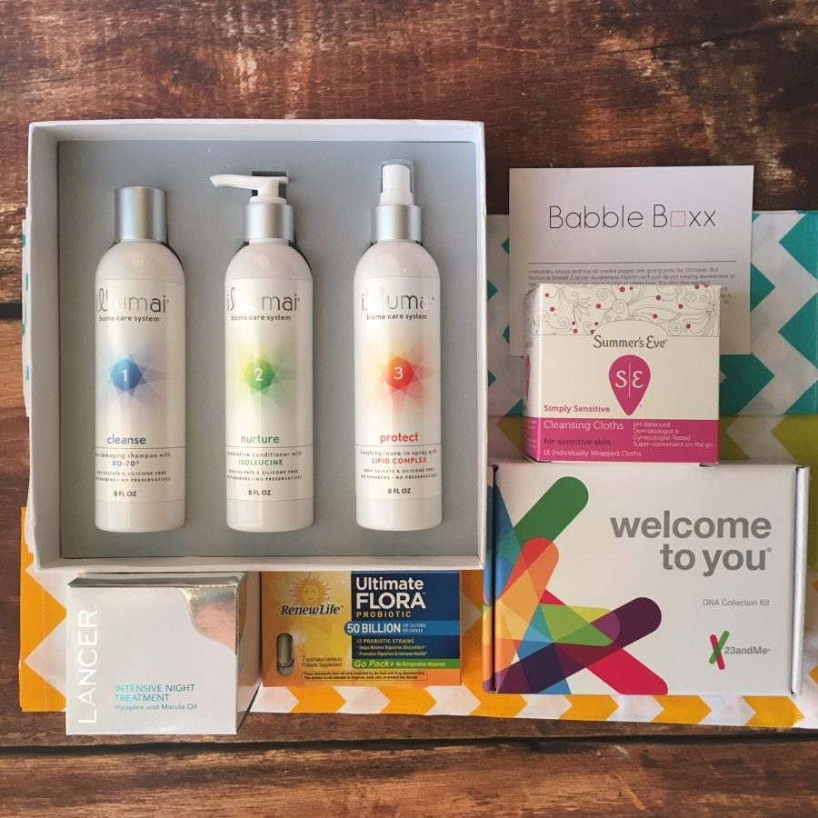 Women's Wellness BabbleBoxx