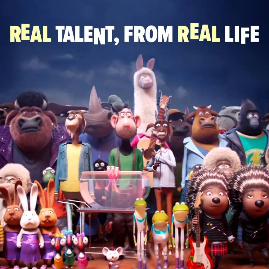 sing Real Talent from Real Life Contest