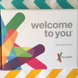 My 23andMe DNA Test #My23andMeStory
