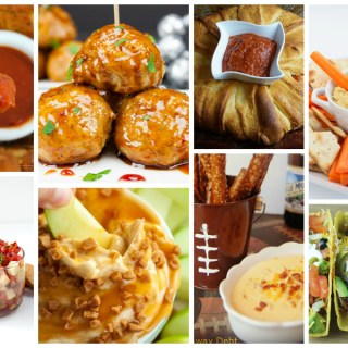 Game Day Recipes – Delicious Dishes Recipe Party #55