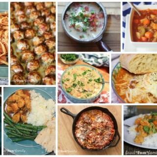 Best Main Dish Recipes of 2016