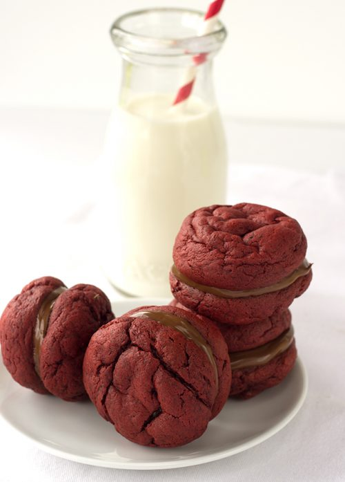 nutella-filled-red-velvet-sandwich-cookies-2