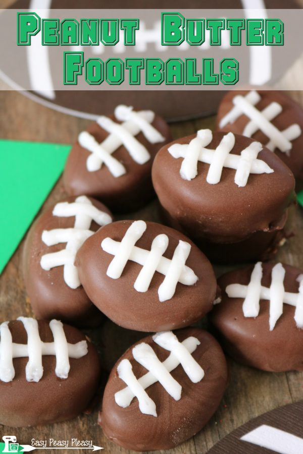 Easy-Chocolate-Covered-Peanut-Butter-Balls-are-getting-a-makeover-for-the-perfect-game-day-and-Super-Bowl-sweet-treat