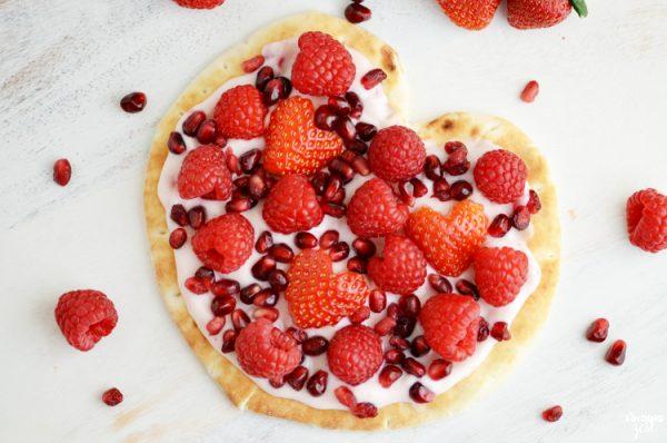 Fruit-Yogurt-Flatbread-Pizza-Heart-for-Valentines-Day