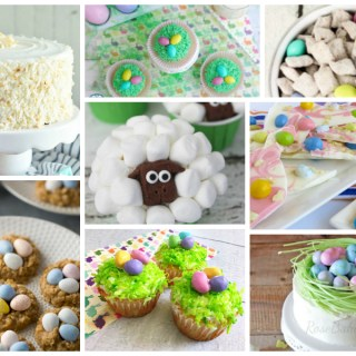 Welcome Spring! Easter Dessert Recipes: Delicious Dishes Recipe Party #62