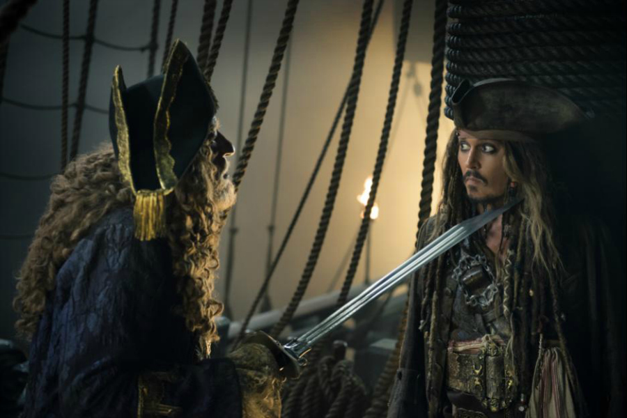 Pirates of the Caribbean: Dead Men Tell No Tales {Activity Sheets & Special Announcement}