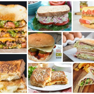 Tasty Sandwich Recipes – Delicious Dishes Recipe Party #68