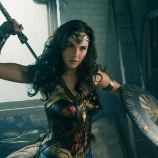 Wonder Woman: Power. Courage. Wonder.