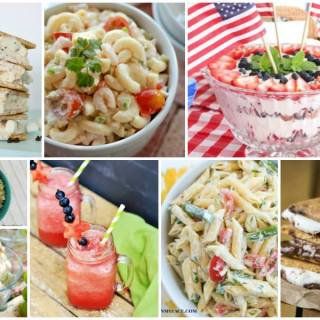 Easy Picnic Foods – Delicious Dishes Recipe Party #73