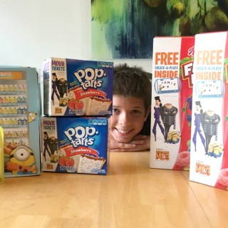 Despicable Me 3 Prize Pack Giveaway