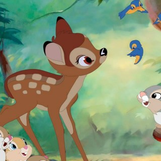 Bring Home Bambi: Walt Disney Signature Collection