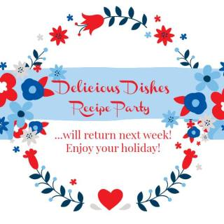 Delicious Dishes 4th of July