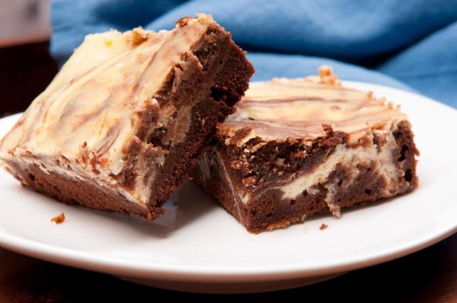 Brownies Cream Cheese Recipe