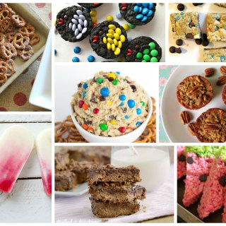 Kid-friendly Snacks – Delicious Dishes Recipe Party #76