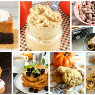 Pumpkin Recipes to enjoy throughout the fall - a Delicious Dishes Recipe Party collection