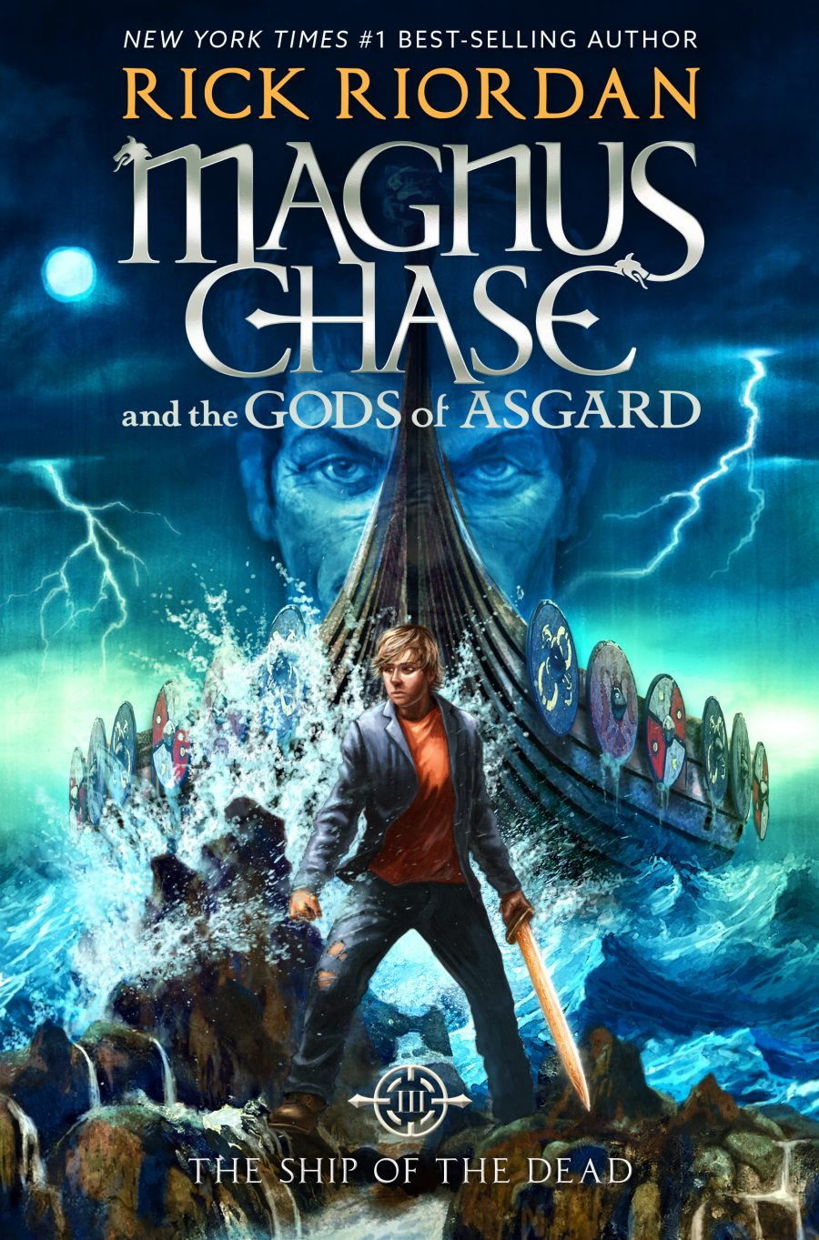 Exclusive Interview with Rick Riordan {Magnus Chase and the Gods of Asgard: The Ship of the Dead}