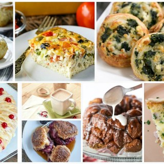 Christmas Brunch Recipes – Delicious Dishes Recipe Party #96